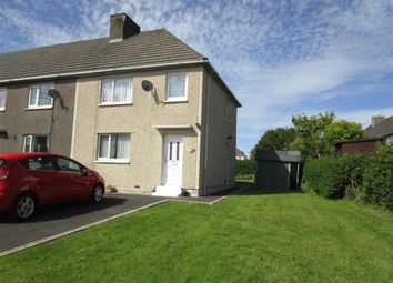 Thumbnail 3 bed end terrace house to rent in Wheatley Terrace, Cleator Moor