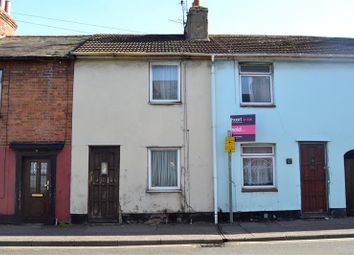 Thumbnail 2 bed terraced house for sale in Brook Street, Colchester