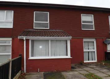 Thumbnail 3 bed terraced house to rent in Denbigh Drive, Winsford