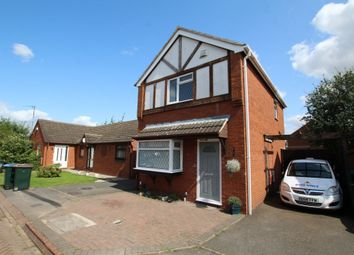 Thumbnail 3 bed detached house for sale in Sundew Street, Coventry