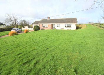 Thumbnail 3 bed bungalow to rent in Washfield, Tiverton, Devon
