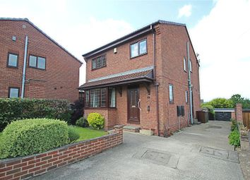 Thumbnail 4 bed detached house for sale in Sandford Road, South Elmsall, Pontefract
