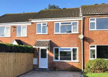 Thumbnail 3 bed terraced house for sale in Amber Road, Corfe Mullen, Wimborne, Dorset