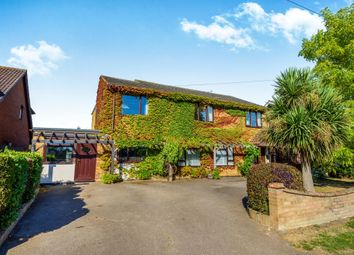 Thumbnail 4 bed detached house for sale in Guernsey Gardens, Wickford