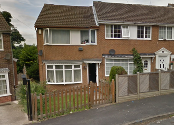 Thumbnail 3 bed end terrace house to rent in Ramshead Crescent, Seacroft, Leeds