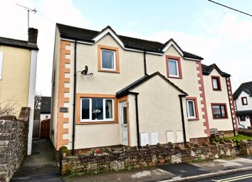 Thumbnail 2 bedroom semi-detached house for sale in Fairview Gardens, Clifton, Penrith