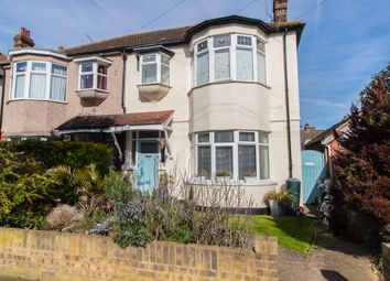 Thumbnail 3 bed flat for sale in Brunswick Road, Southend-On-Sea