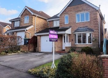 Thumbnail 4 bedroom detached house for sale in Penrose Court, Selston