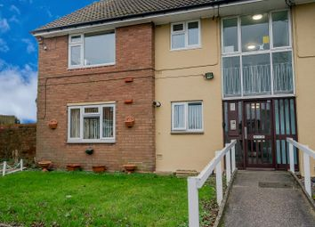 Thumbnail 1 bedroom flat for sale in Friary Crescent, Rushall, Walsall