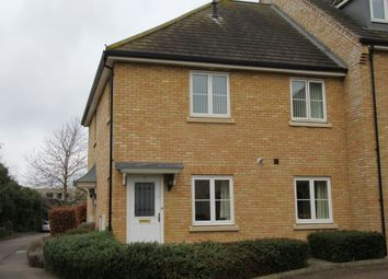 Thumbnail 1 bed flat to rent in Leas Close, St. Ives, Huntingdon