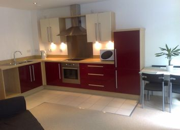 Thumbnail 1 bed flat to rent in Blucher Street, Birmingham