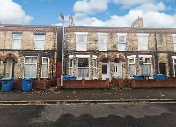 Thumbnail 4 bed terraced house for sale in Vermont Street, Hull