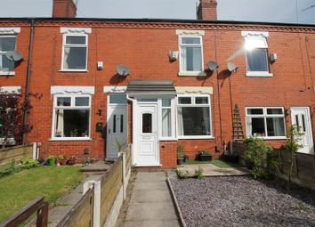 Thumbnail 2 bed terraced house to rent in Brighton Avenue, Urmston, Manchester