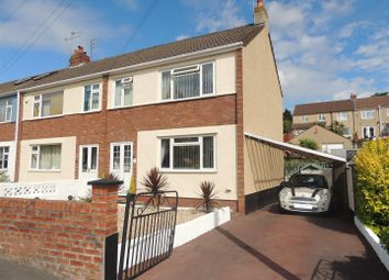 Thumbnail 3 bedroom end terrace house for sale in Troopers Hill Road, St George, Bristol