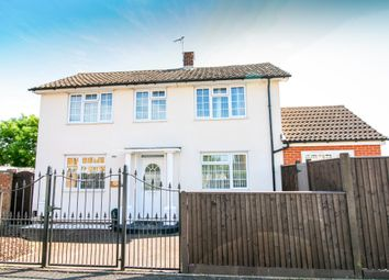 Thumbnail 4 bed semi-detached house for sale in Pemberton Road, Slough
