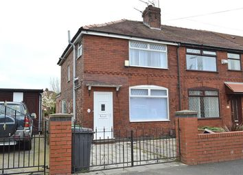 Thumbnail 3 bed town house for sale in Shelley Road, Chadderton, Oldham