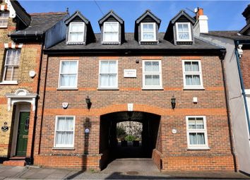 Thumbnail 4 bed semi-detached house for sale in Crow Lane, Rochester