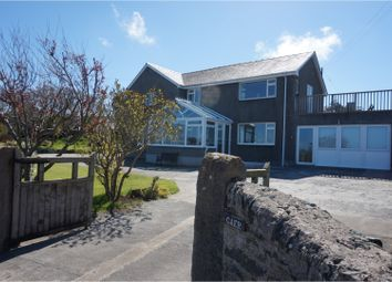 Thumbnail 4 bed detached house for sale in Llaneilian, Amlwch