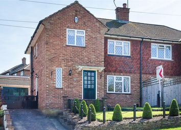 Thumbnail 3 bed semi-detached house for sale in Shirley Avenue, Coulsdon, Surrey
