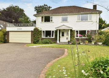4 bed detached house for sale in Ropley, Alresford, Hampshire SO24