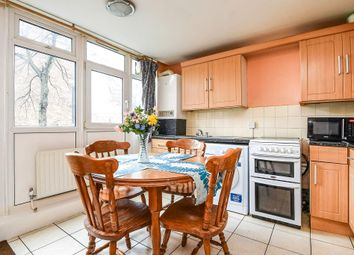 Thumbnail 4 bed flat for sale in Stockwell Park Road, London