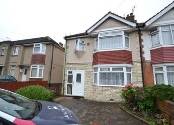 Thumbnail 3 bed end terrace house to rent in South Farm Road, Worthing