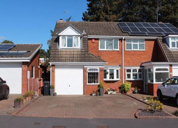 Thumbnail 3 bed semi-detached house for sale in Mellowdew Road, Wordsley, Stourbridge