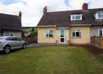 Thumbnail 3 bed bungalow for sale in Warrens Close, Cheddar