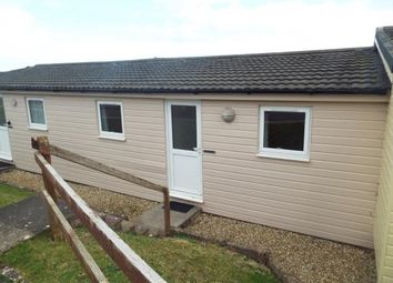 Thumbnail 3 bedroom mobile/park home for sale in Torquay Road, Shaldon