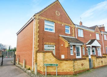 Thumbnail 3 bed end terrace house for sale in Marle Court, Gorleston, Great Yarmouth