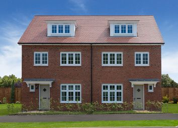 "3 bed semi-detached house for sale in ""Lincoln"" at Chester Road, Woodford SK7"