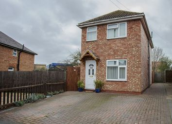 Thumbnail 2 bed detached house for sale in Wootton Avenue, Peterborough