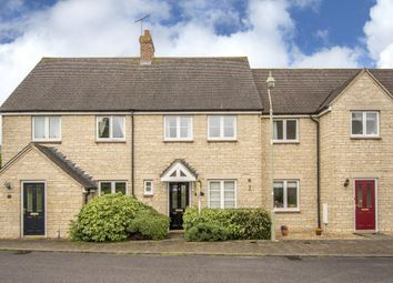 Thumbnail 2 bed terraced house for sale in Lavender View, Witney, Oxfordshire