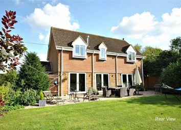 Thumbnail 4 bed detached house for sale in Northampton Road, Denton, Northampton
