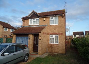 Thumbnail 3 bed property to rent in Augusta Close, Parnwell, Peterborough.
