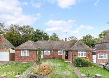 Thumbnail 2 bedroom semi-detached bungalow for sale in Rosebery Road, Epsom
