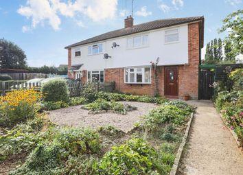 Thumbnail Semi-detached house for sale in Skippon Close, Market Harborough