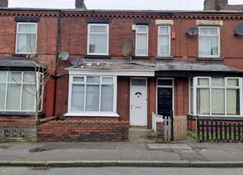 Thumbnail 3 bedroom terraced house for sale in Amos Street, Manchester