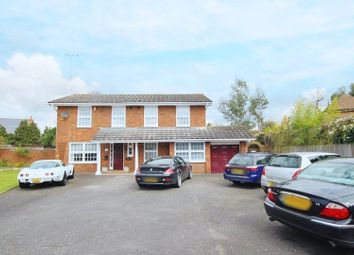 Thumbnail 5 bed detached house for sale in Bowry Drive, Wraysbury, Staines-Upon-Thames