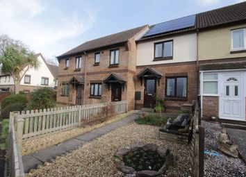 Thumbnail 2 bed terraced house for sale in Foxhollows, Shaldon Road, Newton Abbot