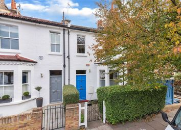 Thumbnail 4 bed terraced house for sale in Bradmore Park Road, Brackenbury Village, Hammersmith, London