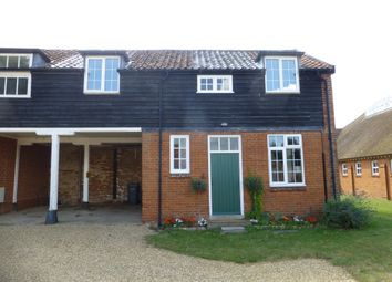 Thumbnail 3 bed mews house to rent in Stanny House Farm, Iken, Suffolk