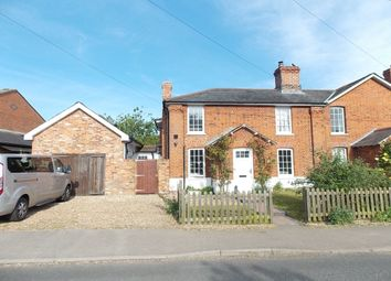 Thumbnail 5 bedroom property for sale in High Street, Longstowe, Cambridge