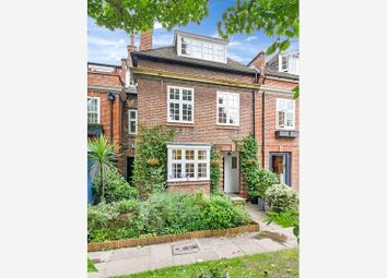 Thumbnail 4 bed terraced house for sale in Chelsea Park Gardens, London