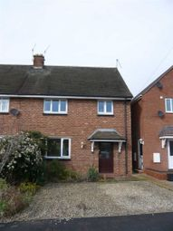 Thumbnail 3 bed semi-detached house to rent in Crompton Avenue, Bidford-On-Avon, Alcester