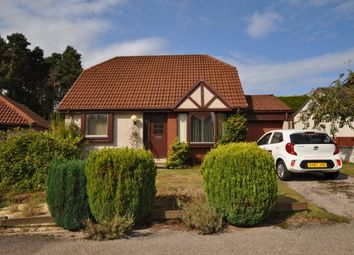 Thumbnail 3 bed detached house for sale in 17 Mannachie Rise, Forres