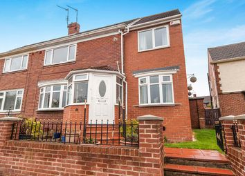 Thumbnail 4 bed semi-detached house for sale in Archer Road, Sunderland