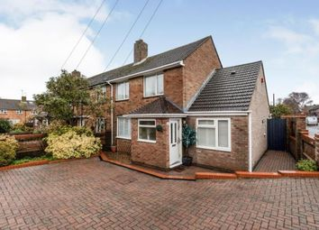 Ibsley Grove, Havant PO9. 3 bed end terrace house for sale