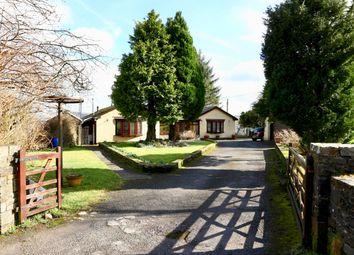 Thumbnail 4 bed detached bungalow for sale in Gernant Lane, Heolgerrig, Merthyr Tydfil