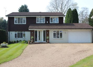 Thumbnail 4 bedroom detached house for sale in Gledhow Wood, Kingswood, Tadworth